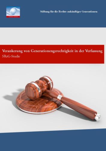 Verankerung von Generationengerechtigkeit in der Verfassung (2006)
