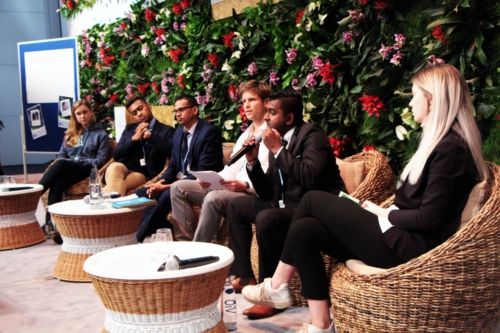 Incoming COP23 Side Event about Youth Exchange